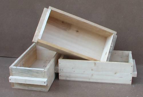 Ящики из дерева своими руками для рассады